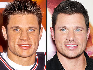 Nick Lachey Turns 40! See His Changing Looks