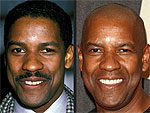 Denzel Washington's Changing Looks!