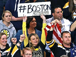 Show Us How You're Staying Boston Strong