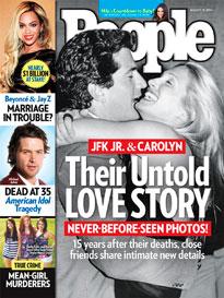 John & Carolyn Truly, Madly, Deeply