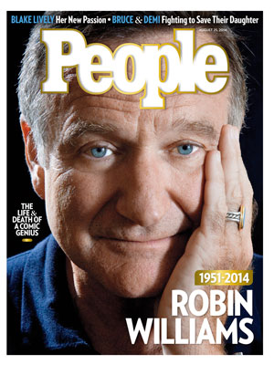 photo | Death, Tributes, Robin Williams Cover, Robin Williams