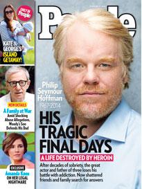 Philip Seymour Hoffman: 1967-2014: A Shining Talent, A Tragic End