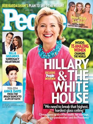 photo   Hillary Clinton Cover, Hillary Rodham Clinton Cover, Rihanna Cover, Ann B. Davis, Bill Rancic, Blake Lively, Giuliana Rancic, Heidi Klum, Hillary Rodham Clinton, Rihanna