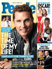 Matthew McConaughey: His Magic Moment