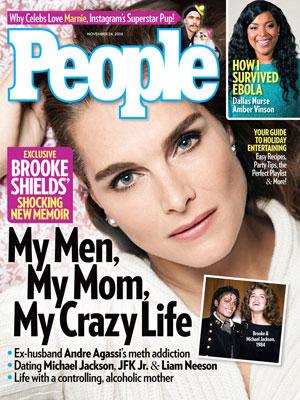 Brooke Shields Cover photo | Brooke Shields Cover, Brooke Shields