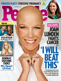 Joan Lunden: 'I'm a Warrior'
