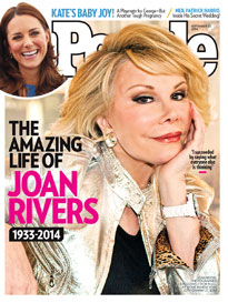 1933-2014: Joan Rivers An Amazing Life, a Shocking Death