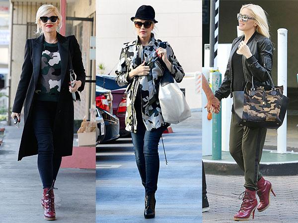 Gwen Stefani 1 Trend 3 Ways