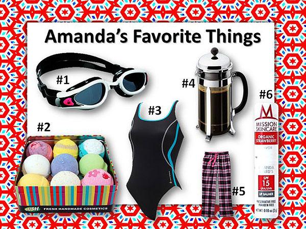 Amanda Beard Blog