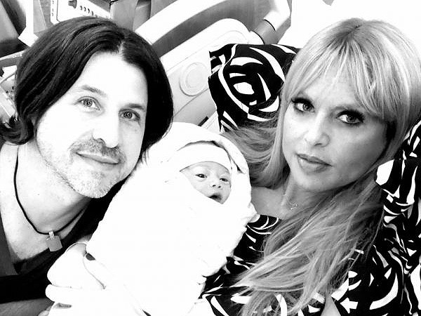 Rachel Zoe Son Kaius Jagger First Photo