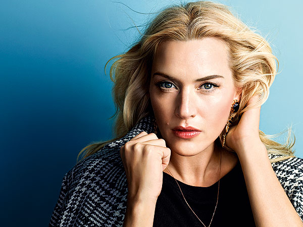 Kate Winslet Glamour UK
