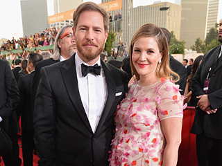 Drew Barrymore's Globes Dress Combines 'All of My Favorite Things' | Drew Barrymore, Will Kopelman