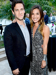 Justin Bartha Lia Smith Pregnant Expecting First Child