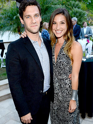 Baby on the Way for Newlywed Justin Bartha