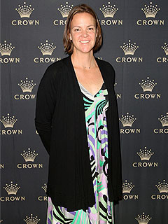 Lindsay Davenport Welcomes Daughter Haven Michelle