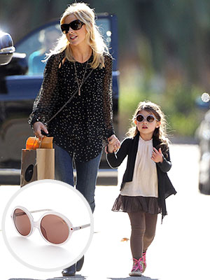 Sarah Michelle Gellar Daughter Charlotte Zoobug Sunglasses