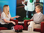 Drew Barrymore Doesn't Mind Being 'Bigger' This Pregnancy | Ellen, Drew Barrymore, Ellen DeGeneres