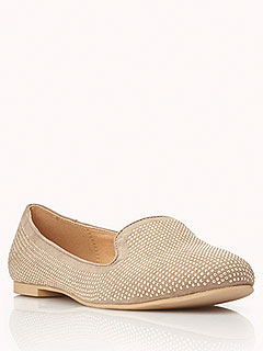 Forever 21 Total Stud Loafers