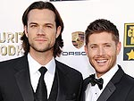 Jared Padalecki: Why Babies Are Tough for 'Grown Men' | Jared Padalecki, Jensen Ackles