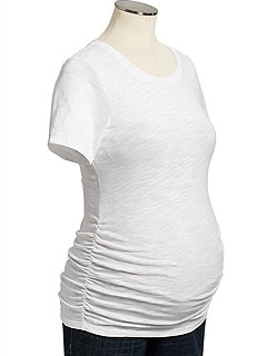 Old Navy Maternity Slub-Knit Tees