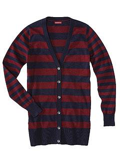 Target Merona Striped Cardigan