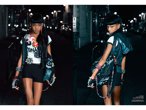 Willow Smith V Magazine