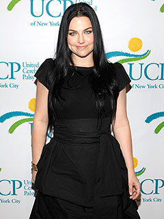 Evanescence Amy Lee Welcomes Son Jack Lion