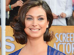 Wow! Homeland's Morena Baccarin Debuts Stunning Post-Baby Body at SAG Awards | Morena Baccarin