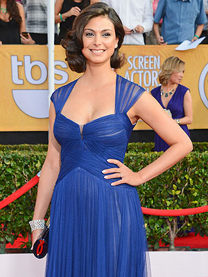 SAG Awards Morena Baccarin Post Baby