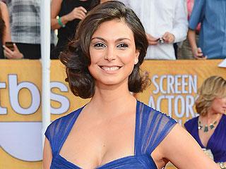 Wow! Homeland's Morena Baccarin Debuts Stunning Post-Baby Body at SAG Awards | Morena Baccarin