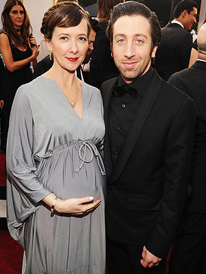 Image result for simon helberg parenting