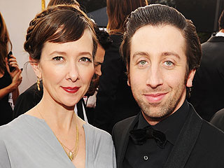 Second Child on the Way for Simon Helberg