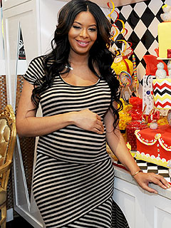 Vanessa Simmons Welcomes Daughter Ava Marie Jean