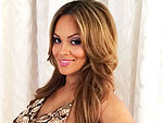 Evelyn Lozada Reveals Newborn Son's Name