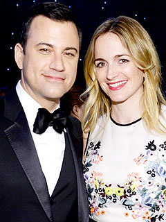 Jimmy Kimmel Molly McNearney Pregnant Expecting Baby