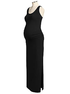 Old Navy Maternity Maxi Tank Dress