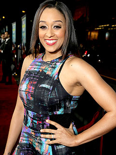 Tia Mowry Hardrict That Awkward Moment Premiere