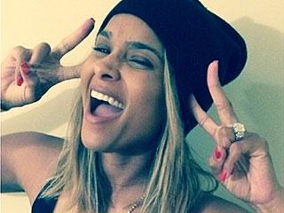 Ciara Shows Off 'Cool' Bump Photos | Ciara