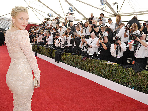 Elisabeth Röhm Blog: SAG Awards