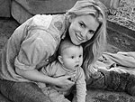 Jessica Simpson Shows Off Her Mini American Idol Fan – Son Ace | Jessica Simpson