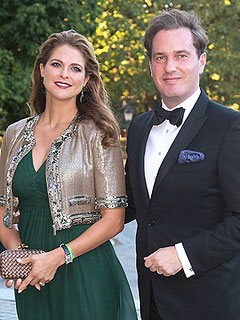 Princess Madeleine of Sweden Welcomes Daughter