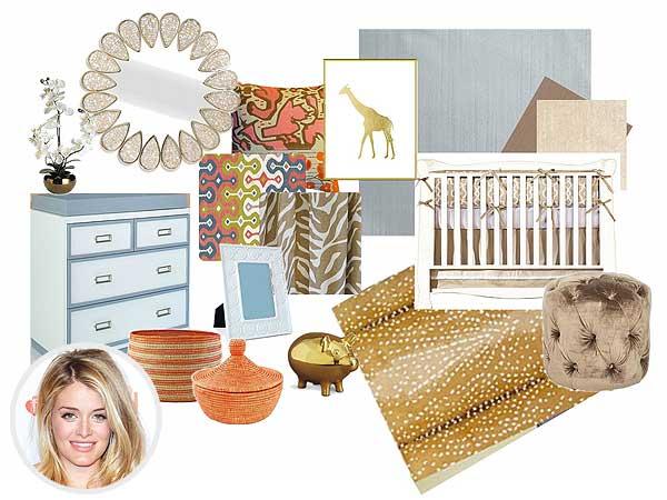 Daphne Oz Baby Nursery Bellini