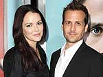 Gabriel Macht and Jacinda Barrett Welcome Son Luca