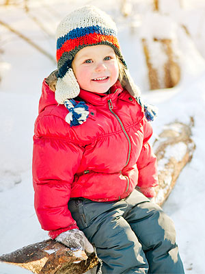 Snow gear for kids