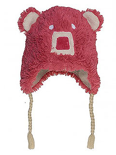 Hatley Fuzzy Fleece Hat