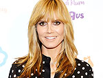 Heidi Klum Spending 'Small Fortune' as Tooth Fairy