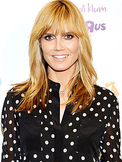 Heidi Klum Operation Shower