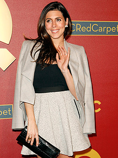 Jamie-Lynn Sigler QVC Red Carpet Style
