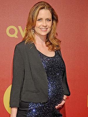 Jenna Fischer QVC Red Carpet Style