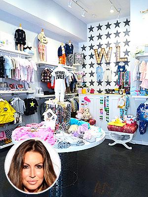 Rachel Uchitel's Wyatt Lily Children's Boutique